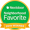 Nextdoor Neighborhood Favorite