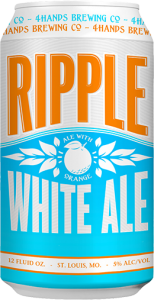 4 Hands Ripple White Ale