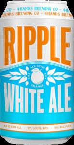 4 Hands Ripple White Ale
