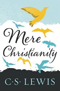 Mere Christianity book recommendation