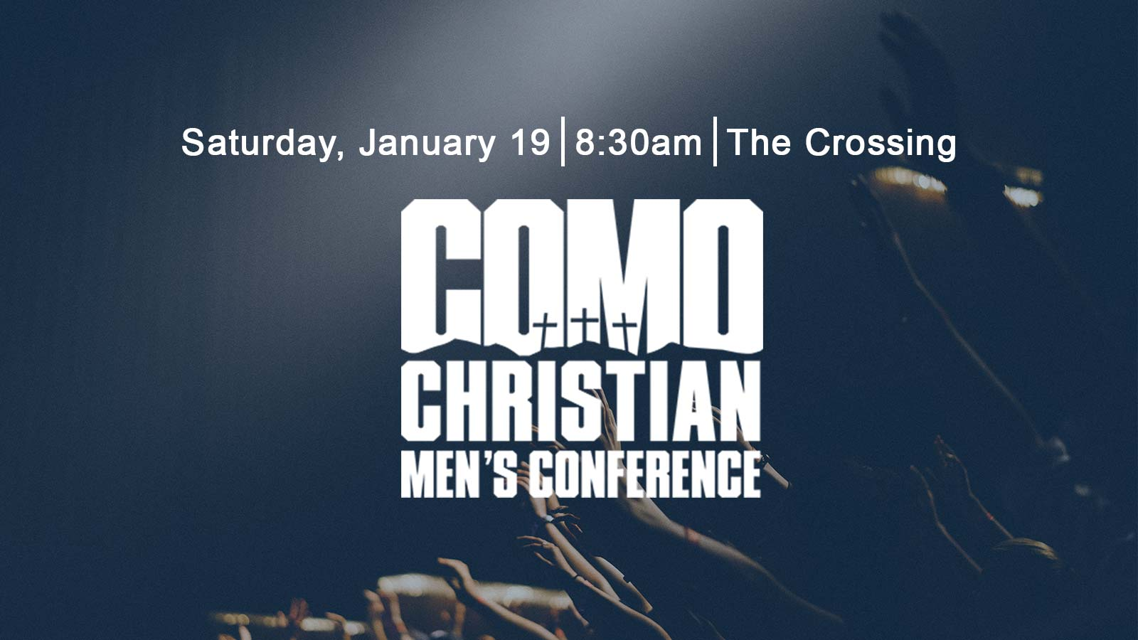 CoMo Christian Men's Conference January 2019 in Columbia Missouri