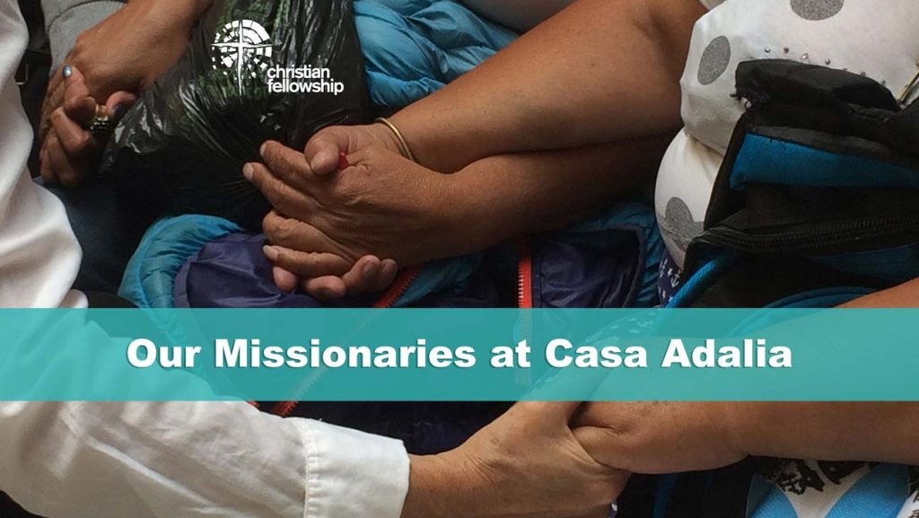 Christian Fellowship Church's missions blog, Casa Adalia in Ecuador