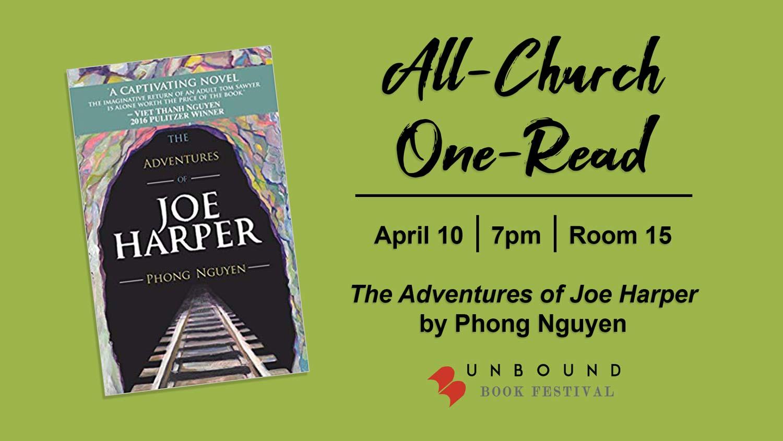 Christian Fellowship Church's All-Church One-Read of The Adventures of Joe Harper by Phong Nguyen