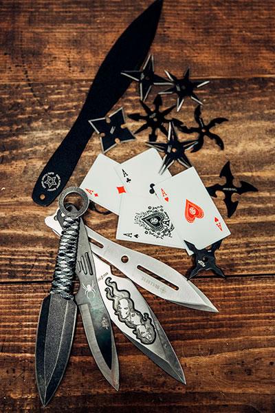 blades-down