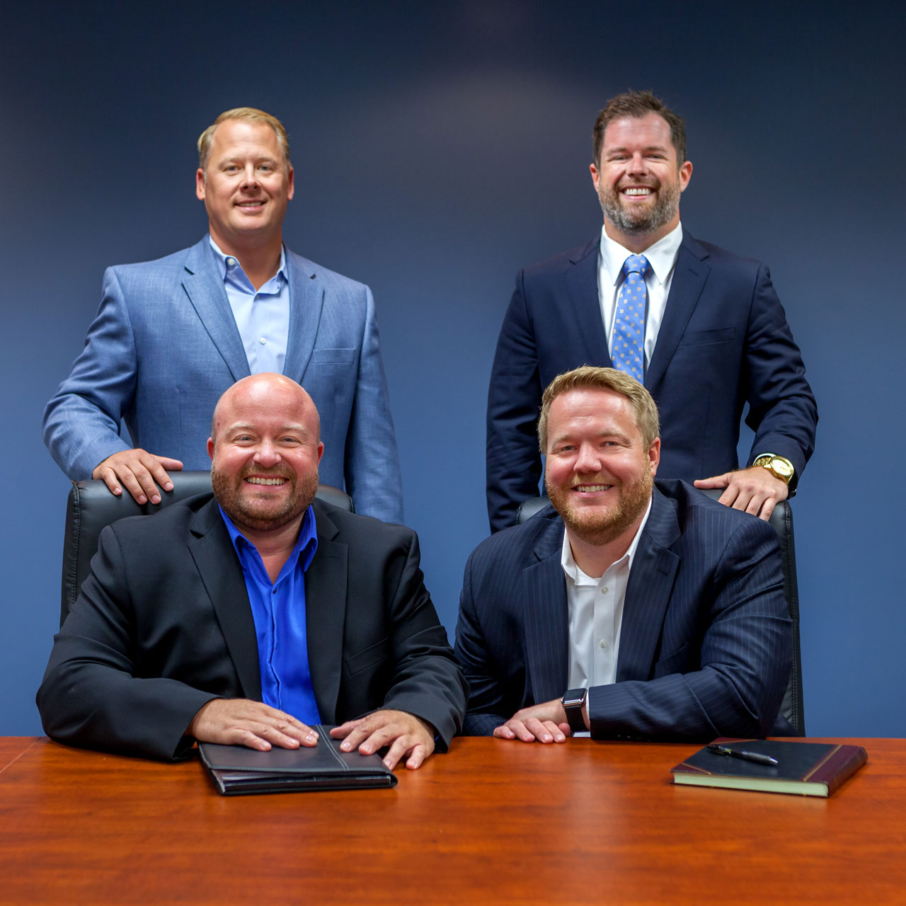 Cornerstone Companies founding members