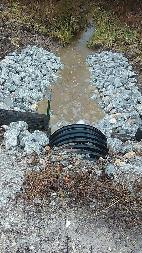 Custom Outdoor Designs   Excavation & Drainage Solutions