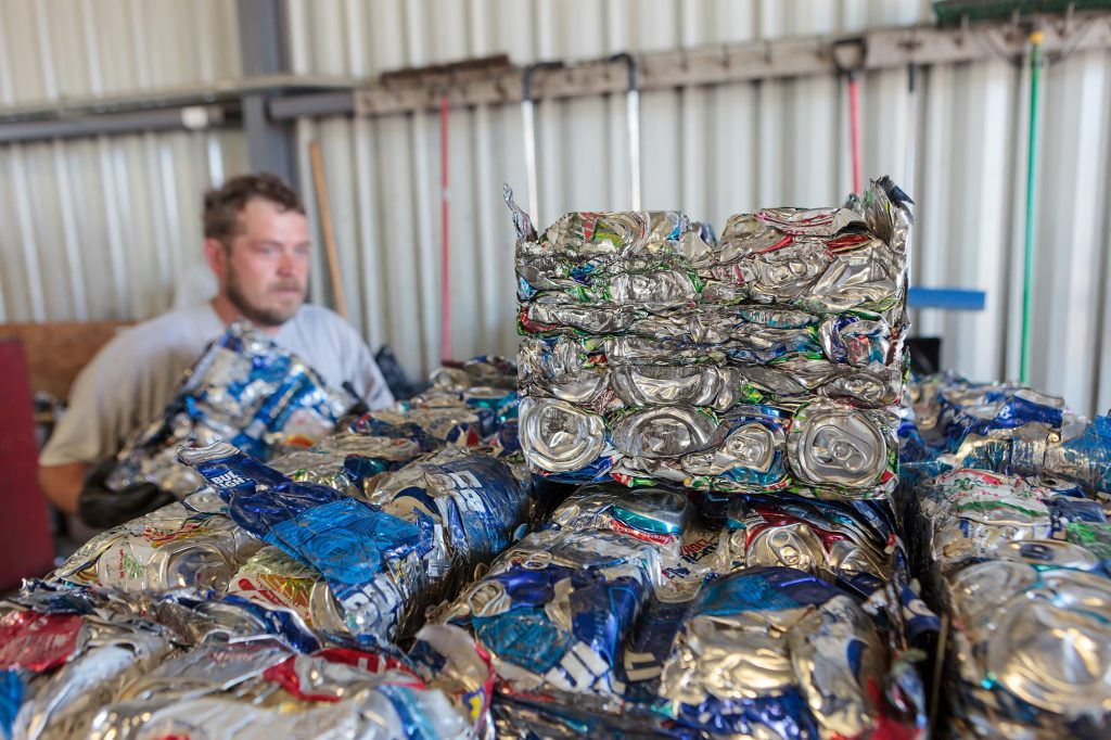 Scrap Metal Recycling | Fusselman Salvage | Salvage Yards