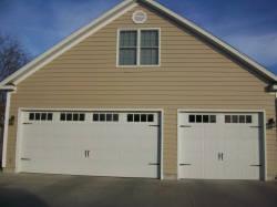 Lovely residential garage doors