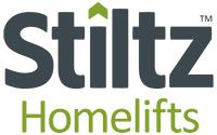 Stiltz Homelifts - Grey & Green 200x125