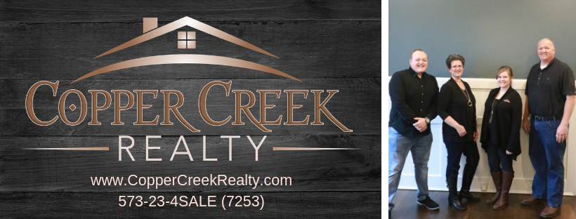Copper Creek Realty Agents