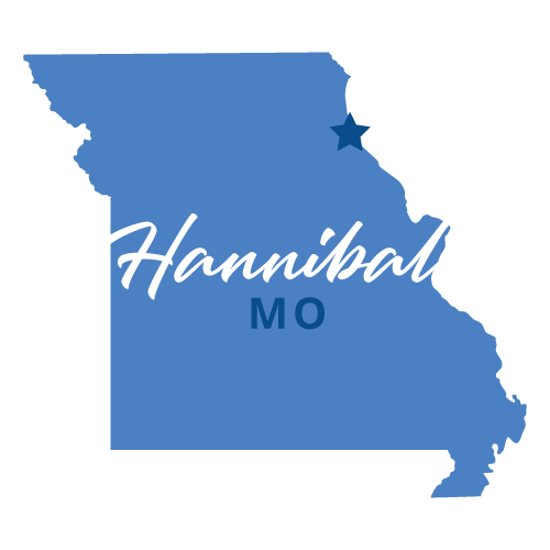 Hannibal, Mo | Harper, Evans, Wade & Netemeyer | Service Areas