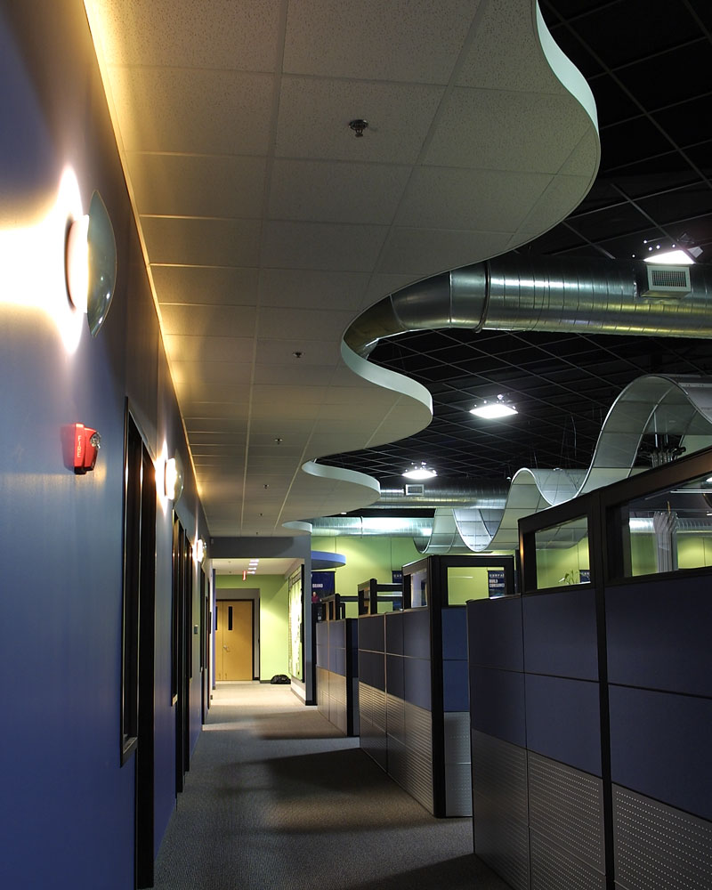 Carfax office commercial remodeling