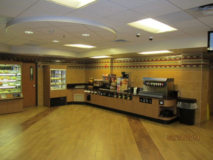 MU Healthcare commercial remodeling