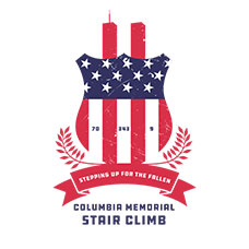 Columbia Memorial Stair Climb