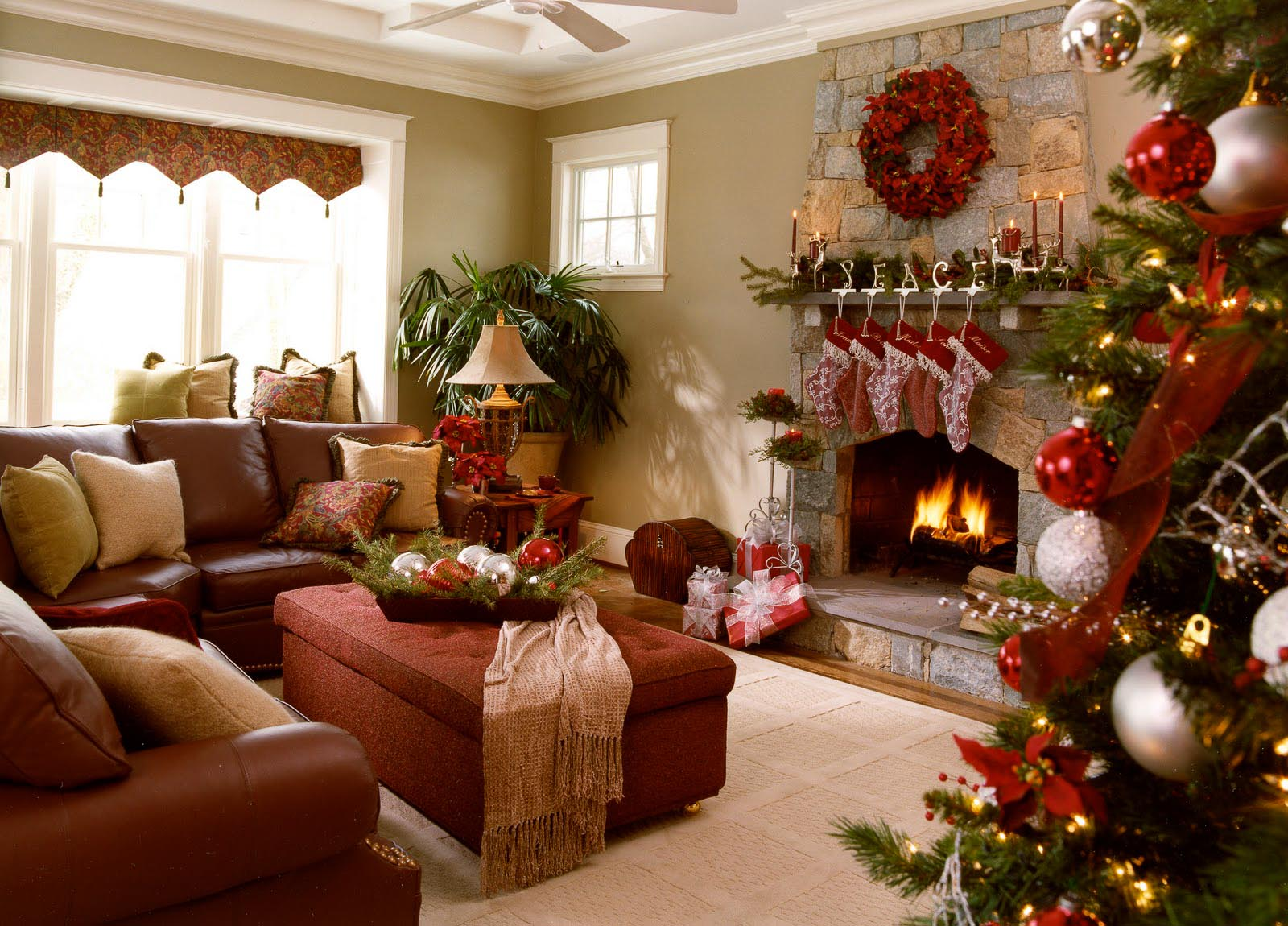 Thanksgiving House Decoration Architectural Design Bring The