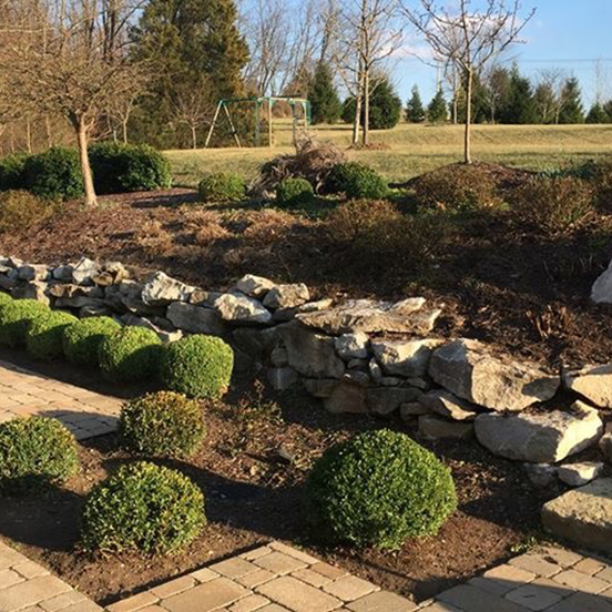 Lawn Services - Hardscaping