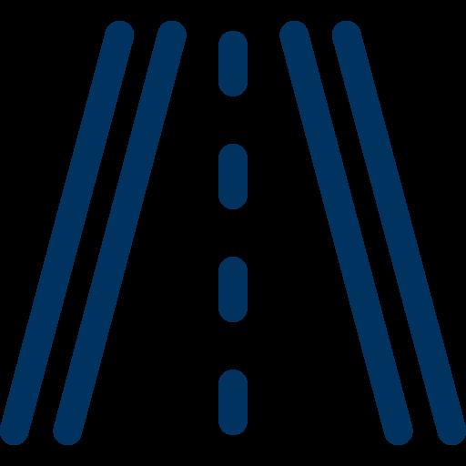 road-with-broken-line