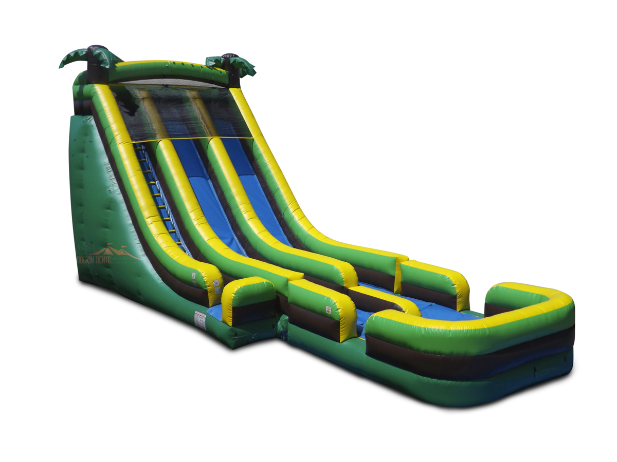 Rockin' Rents Inflatable Entertainment | Water Slide Rentals