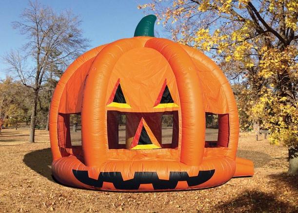 PumpkinBouncer