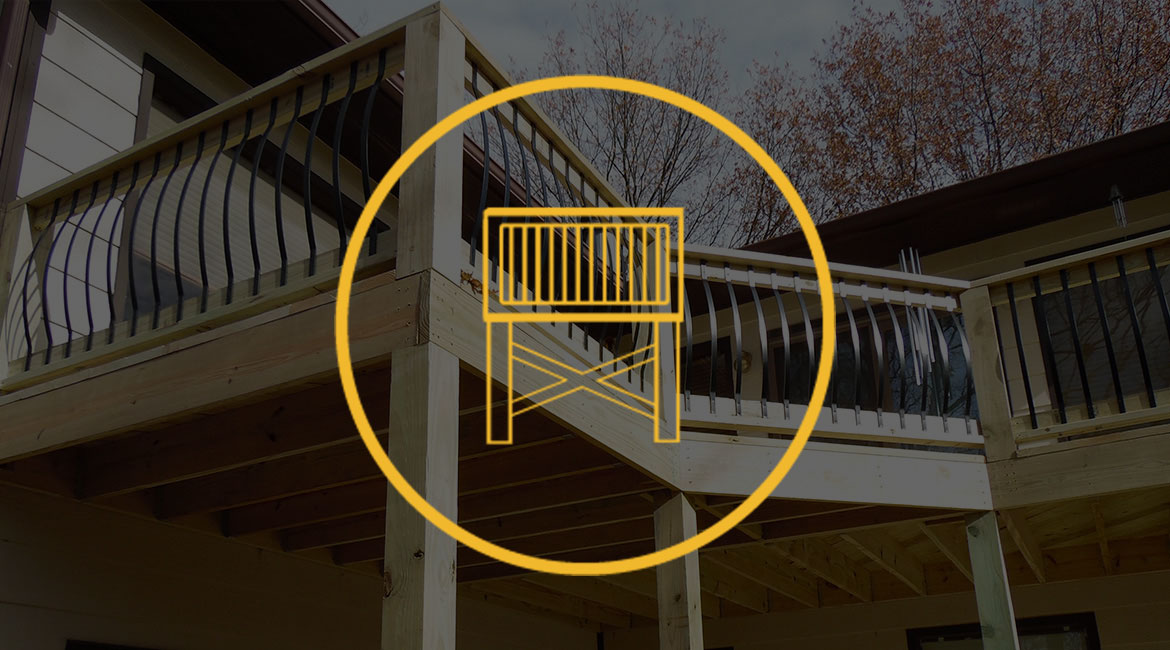 TrueSon Exteriors deck services icon