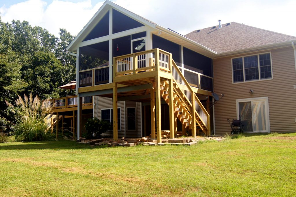 Decking Materials Pros Amp Cons With Trueson Exteriors Deck