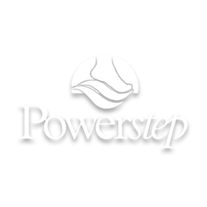 Powerstep athletic brand image logo