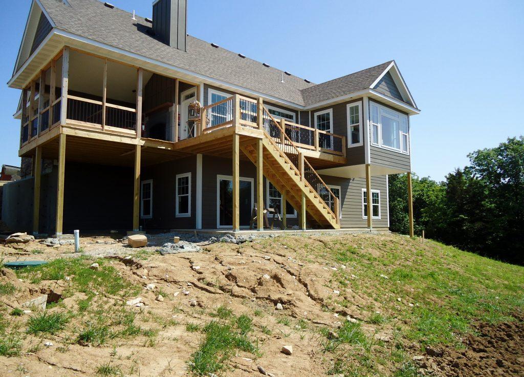 Custom built homes from Watts Construction
