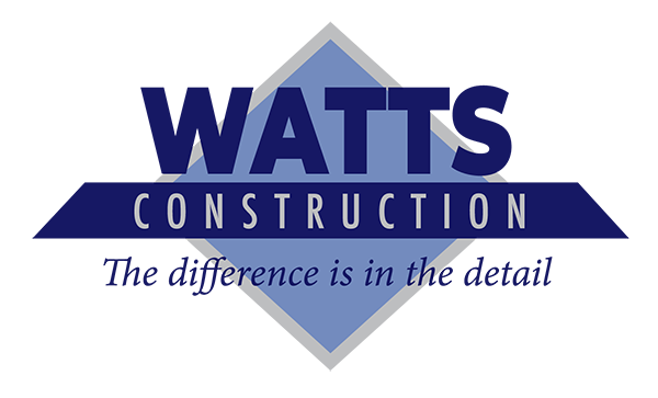 Watts Construction - logo