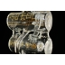Young Sokol x Hitman Glass Double Barrel Recycler