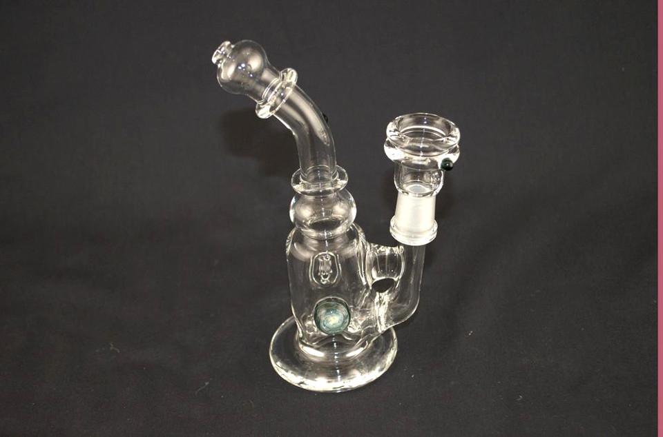 Maestro Glass 14mm DI Rig- Clear