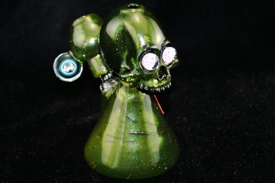 AKM Skull Jammer- UV/Jackpot