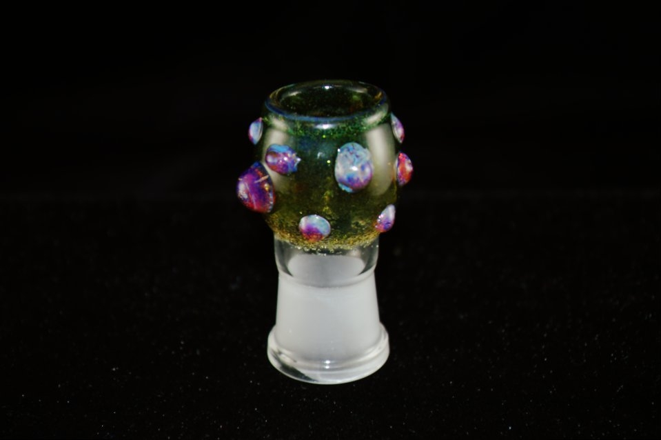 Head Nectar 14mm Dome- Green