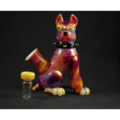 J Smart Glass - Serendipity Bull Dog Rig