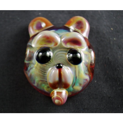 Shurlock Holm - Amber Bear Pendant