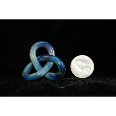 Totem Glass Knot Pendant