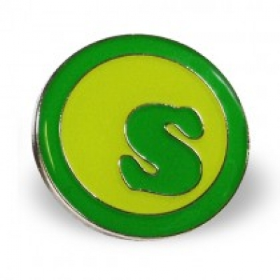 Seedless Sdot Pin