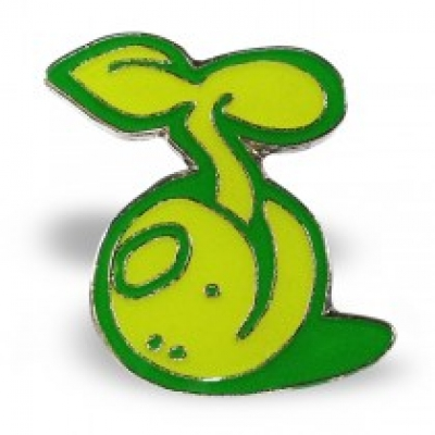 Seedless Sprout Pin