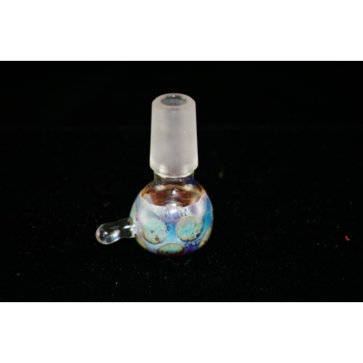 Head Nectar 14mm Bowl- Fumed Blue