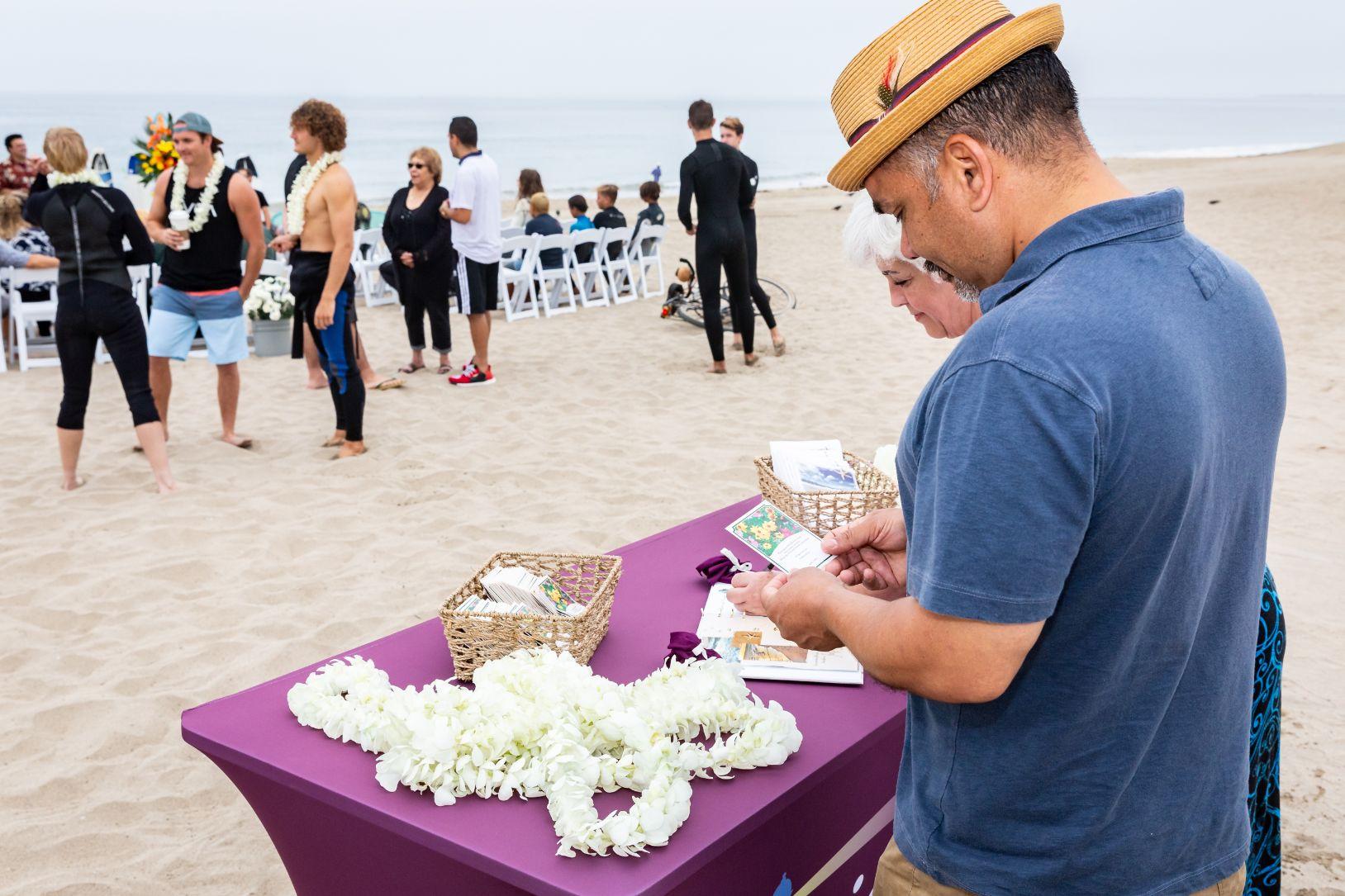 Beach - Celebration of Life / Memorial