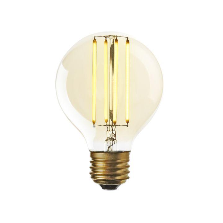 Midwood LED G25 Vintage Edison Bulb (E26), Single