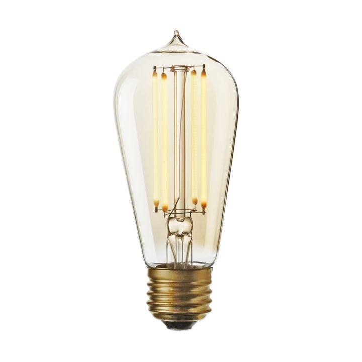 Bushwick LED ST18 Vintage Edison Bulb (E26), Single