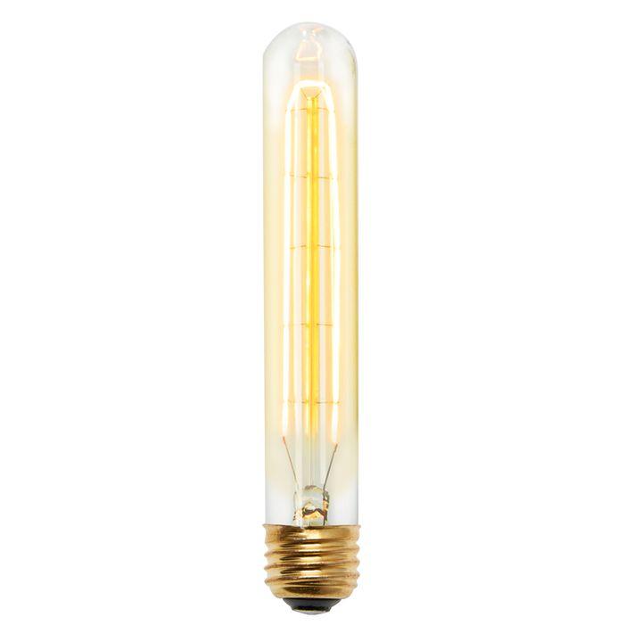Cobble Hill T9 Vintage Edison Bulb, 40W (E26) - Single