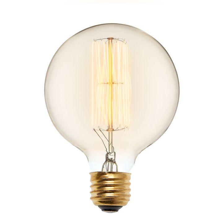 Bedford G40 Vintage Edison Bulb, 40W (E26) - Single