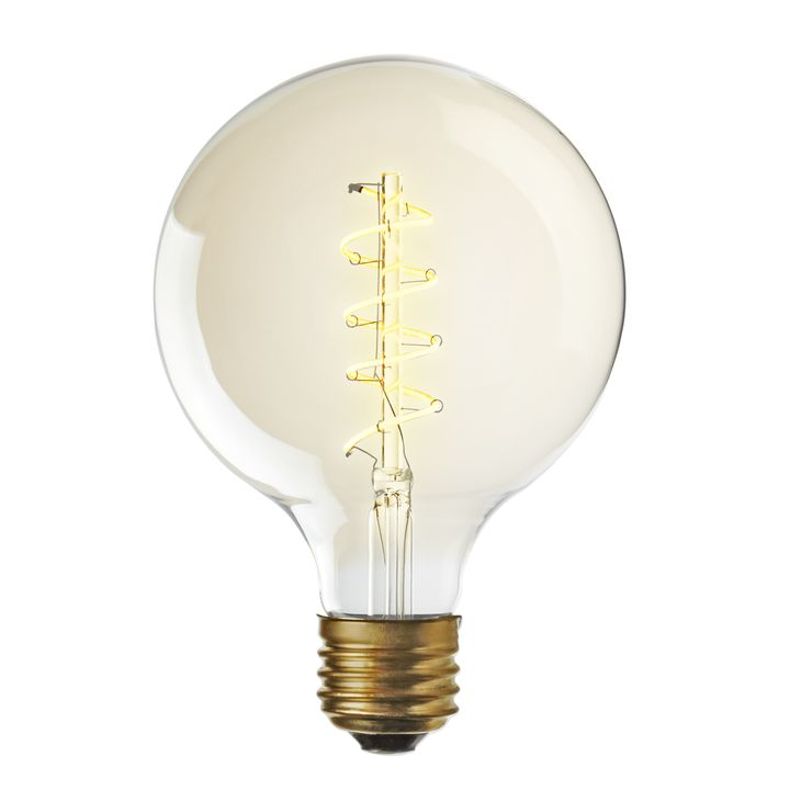 Red Hook LED G40 Vintage Edison Bulb (E26), Single
