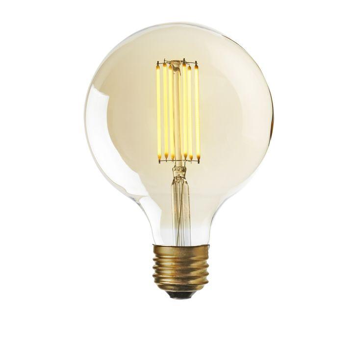 Bedford LED G40 Vintage Edison Bulbs (E26), Single