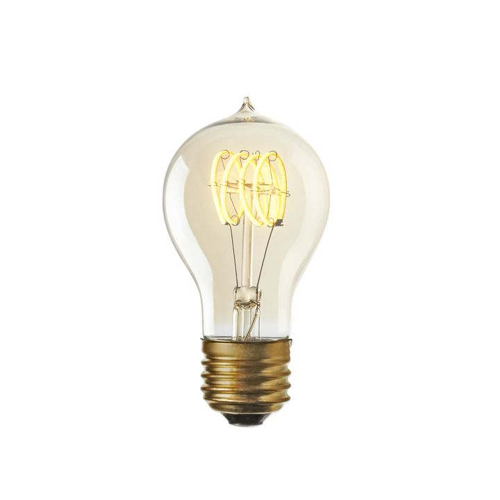 Coney Island LED A19 Vintage Edison Bulb (E26), Single