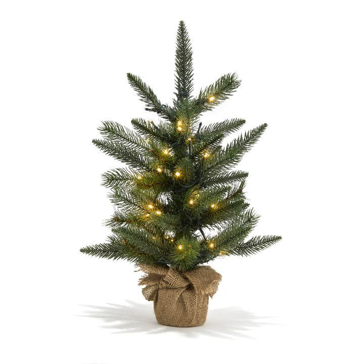 "Telluride Faux Pine Tree, ""18"