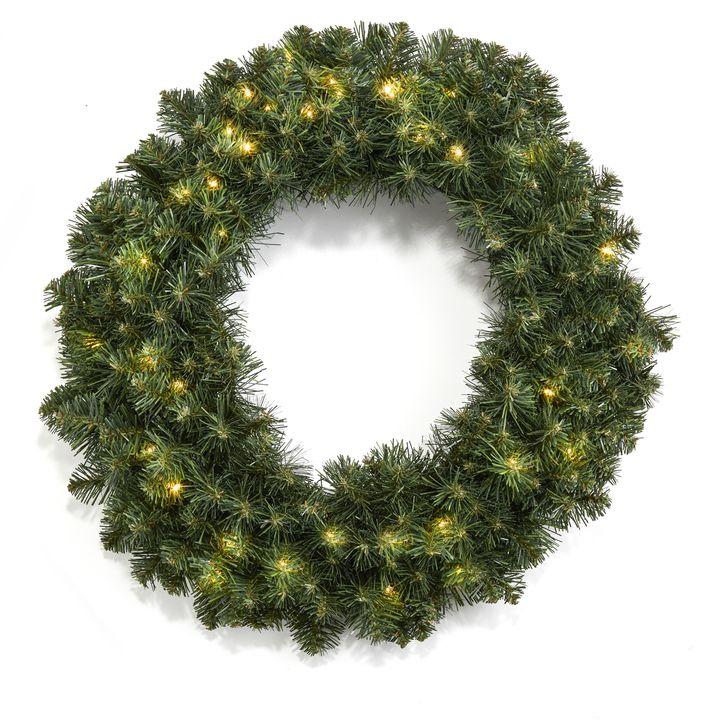 Telluride Faux Pine Wreath