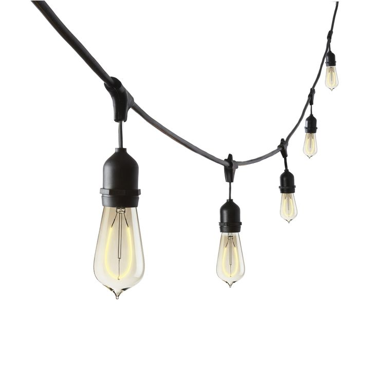 Flatbush LED Heavy-Duty Vintage Stringer, Strand of 10