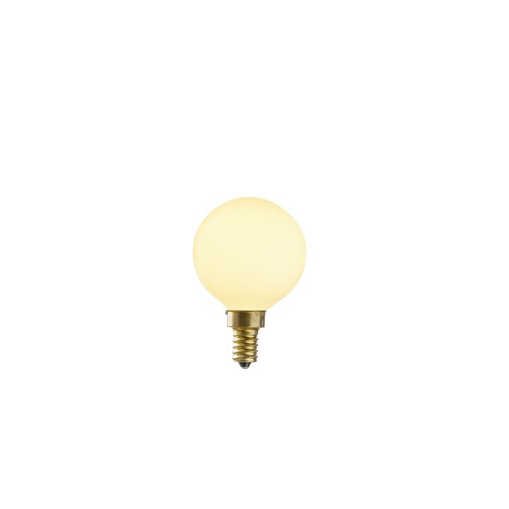 Carlton Frosted LED G16.5 Candelabra Bulb (E12), Single